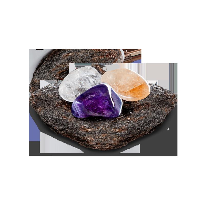 cristalli pacchetto sirio